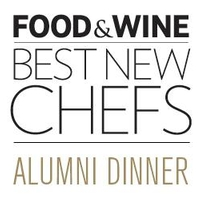 Food & Wine Magazine Best New Chefs Alumni Dinner