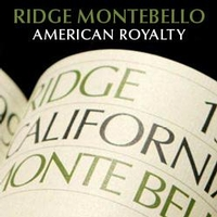 Ridge Monte Bello - American Royalty