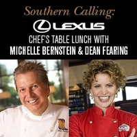 Southern Calling: Lexus Chef's Table Lunch with Bernstein & Fearing
