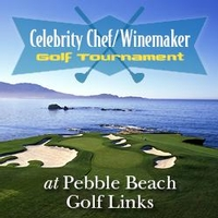 Celebrity Chef & Winemaker Golf Tournament At Pebble Beach Golf Links