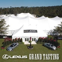 Lexus Grand Tasting Sunday
